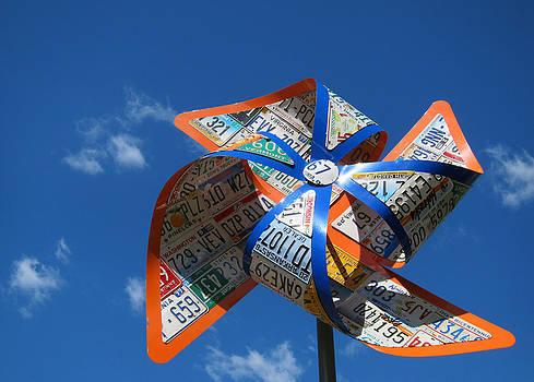 Pinwheel by Laurie Poetschke