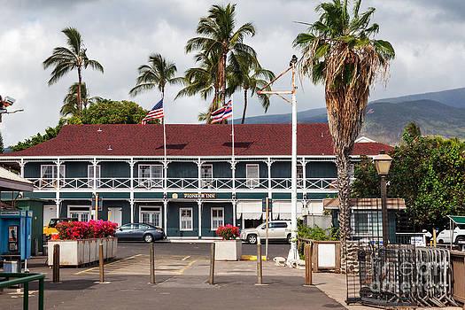 Jo Ann Snover - Pioneer Inn