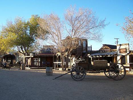 Pioneertown by Christine Drake