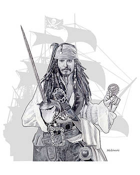 Piracy on the High Sea by Peter Melonas
