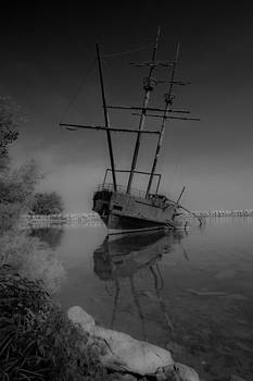 Pirate Ship by Craig Brown