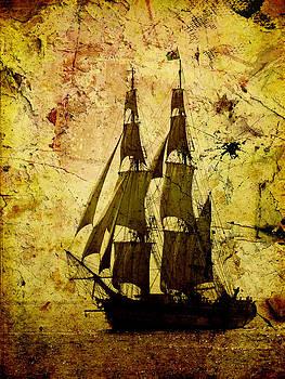Maria Holmes - Pirate Ship