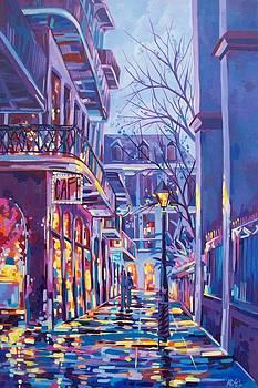 Pirates Alley by Elaine Adel Cummins