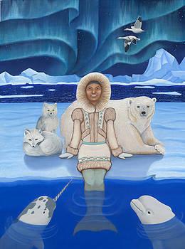 Pisces / Sedna by Karen MacKenzie