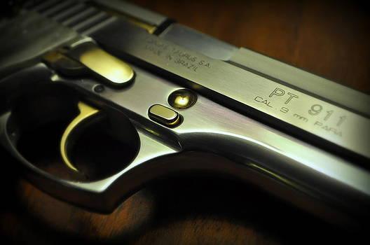 Pistol by SW Johnson