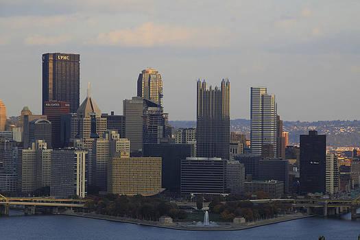 Pittsburgh Geometric by Nicole McCauley