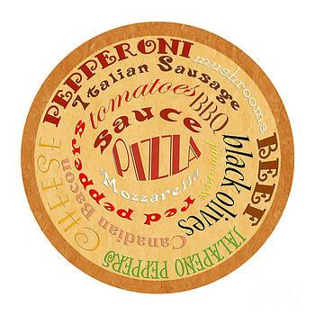 Andee Design - Pizza Typography 2