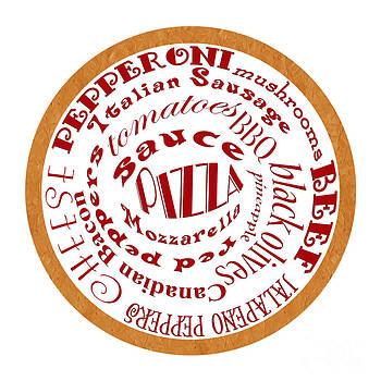 Andee Design - Pizza Typography