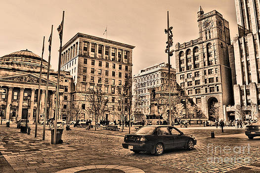 Place d'Armes by Matthew Naiden