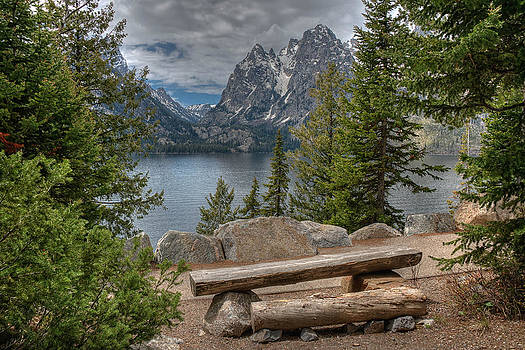 Place to Rest by Darlene Bushue