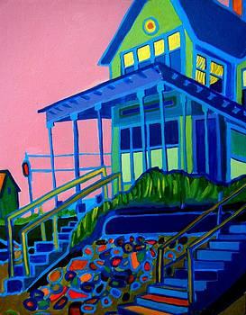 Plaices Cove Hampton NH by Debra Bretton Robinson