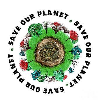 Simon Bratt Photography LRPS - Planet earth icon with slogan