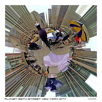 Larry Mulvehill - Planet New York City
