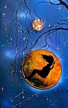 Planet Swing by Gregory Merlin Brown