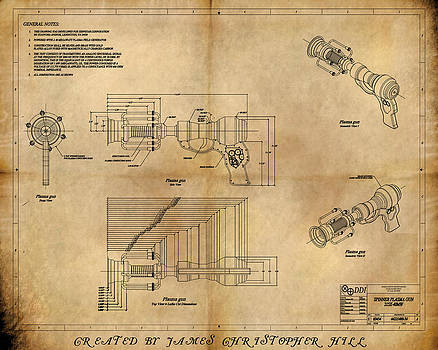 James Christopher Hill - Plasma Gun