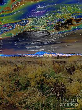 Afroditi Katsikis - Plasma Sky