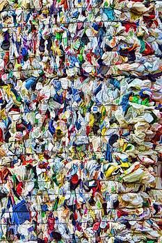 Ray Van Gundy - Plastic Bottle Bales