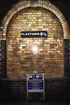 Platform 9 3/4 by Joanna Madloch