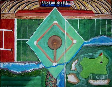 Play Ball by Ann Whitfield
