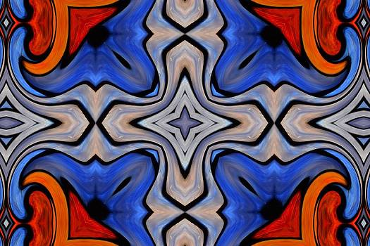 Playful Cross by Chad Wasden