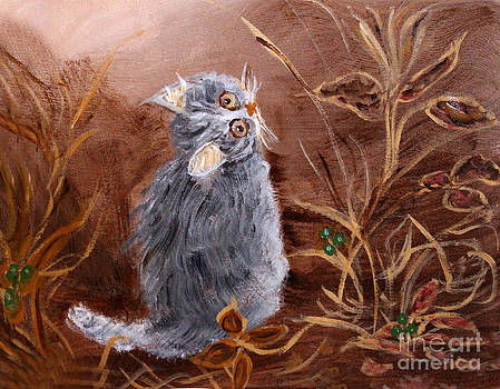 Playing in the Weeds by Elayne Doehrel