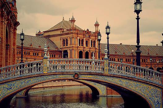 Jenny Rainbow - Plaza de Espana 10. Seville