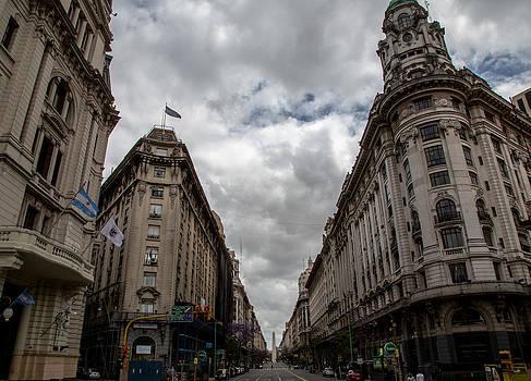John Daly - Plaza de Mayo Obelisk