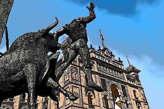Plaza de Toros by Galexa Ch
