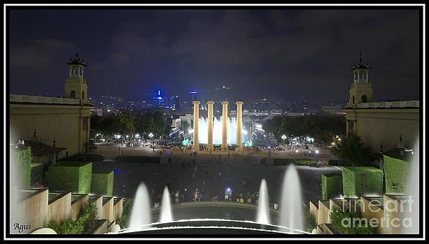 Agus Aldalur - Plaza Nocturna 2