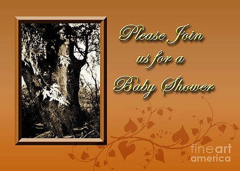 Jeanette K - Please Join us for a Baby Shower Willow Tree