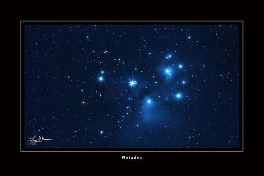 Pleiades by Larry McManus