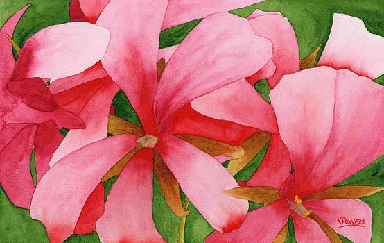 Ken Powers - Plein Air Flowers