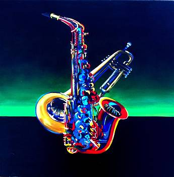 Plenty-Of-Horn by Beth Smith