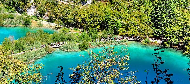 Julia Fine Art And Photography - Plitvice Lakes Croatia