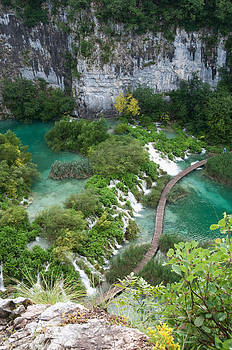Plitvice lakes National Park by Laura Melis