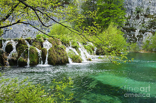 Oscar Gutierrez - Plitvice Lakes Springtime