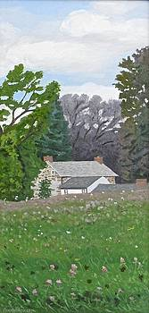 Plum Bottom Farm by Barb Pennypacker