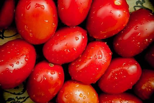 Hakon Soreide - Plum Tomatoes