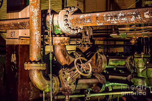 Jon Burch Photography - Plumbing