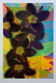 Plumeria by Yvonne Gaudet