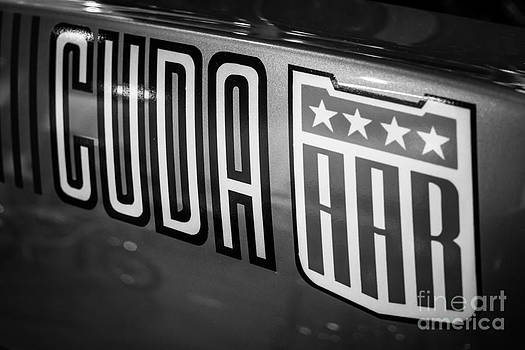 Paul Velgos - Plymouth Cuda AAR Decal