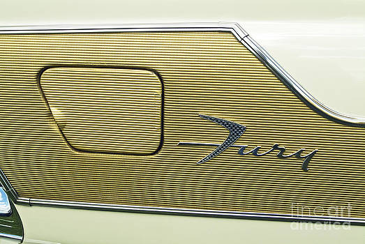 David Zanzinger - Plymouth Fury Emblem