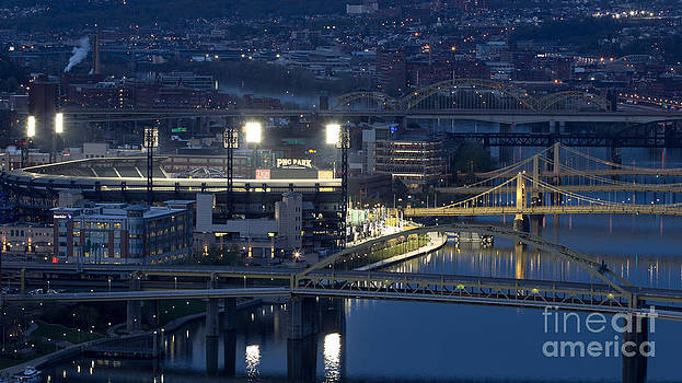PNC Park by Mike Vosburg