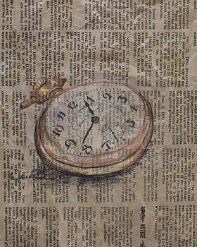 Pocket Watch by Kathy Weidner