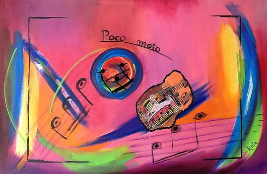 Poco Moto by Karin Eisermann