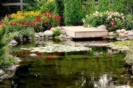 Rosanne Jordan - Poetry in the Garden