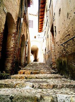 Poggio Catino Italy by Giuseppe Epifani