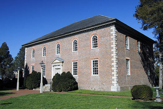 Leslie Cruz - Pohick Church