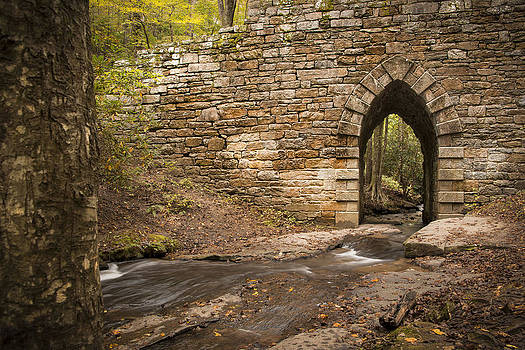 Poinsett Bridge by Cindy Rubin