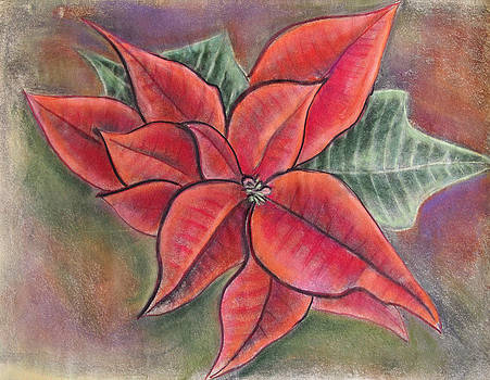 Poinsettia by Joseph Levine
